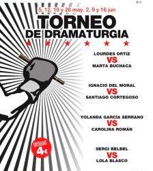 """""""Torneos de dramaturgia"""" en el Teatro Español"""